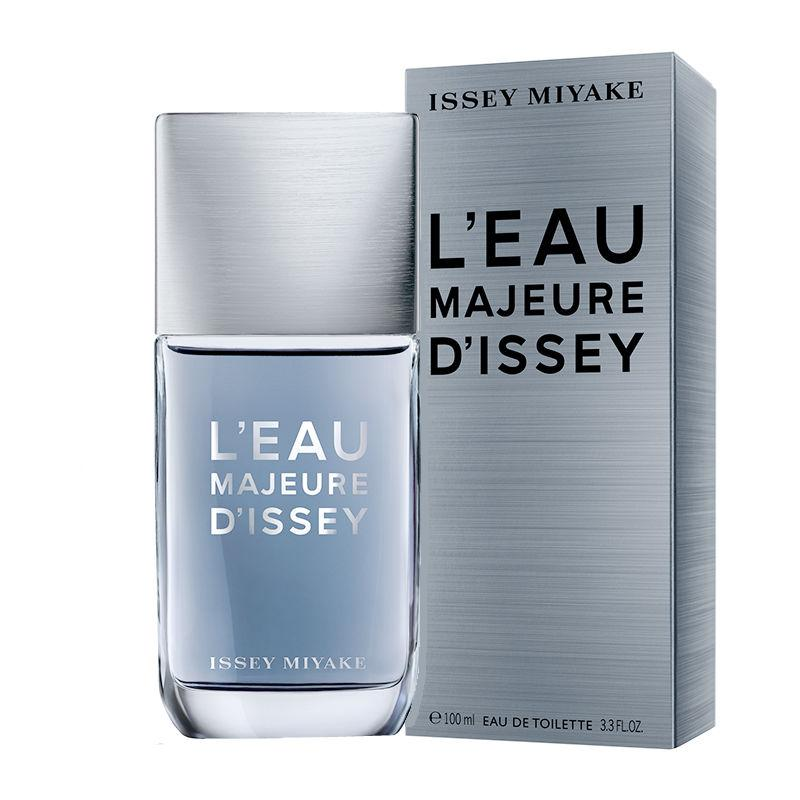 Issey Miyake L´Eau D´Issey Majeure - toaletní voda M Objem: 50 ml