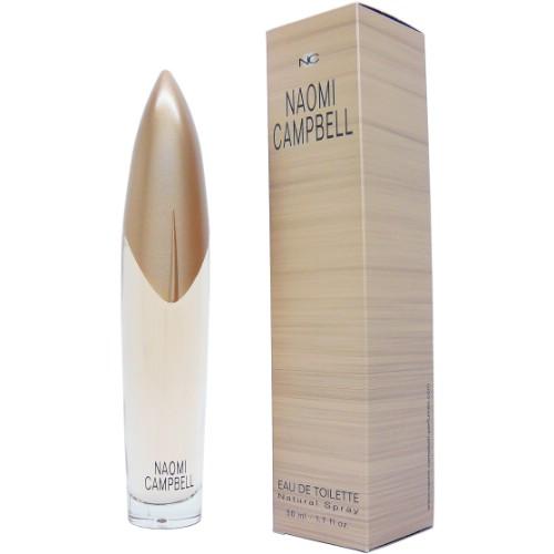 Naomi Campbell Naomi Campbell - toaletní voda Objem: 50 ml
