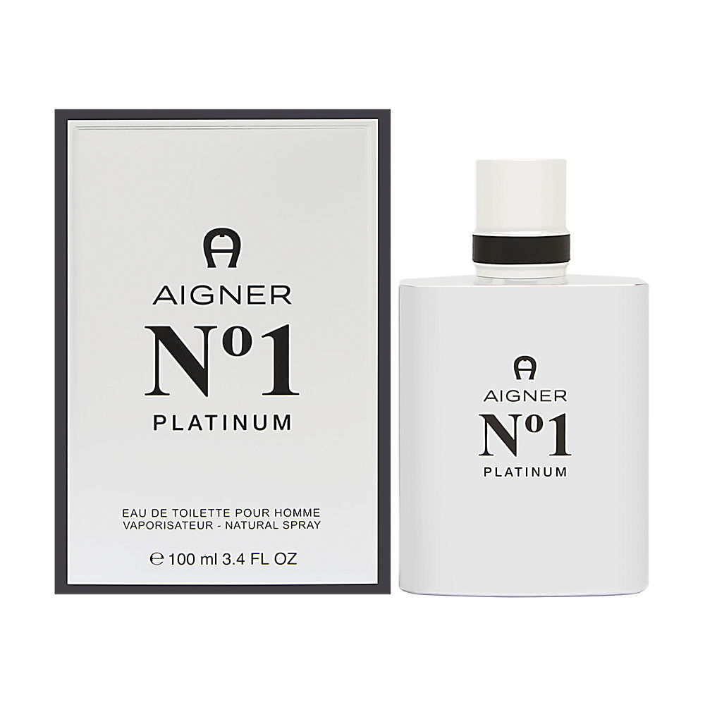 Aigner No.1 Platinum - toaletní voda M Objem: 100 ml