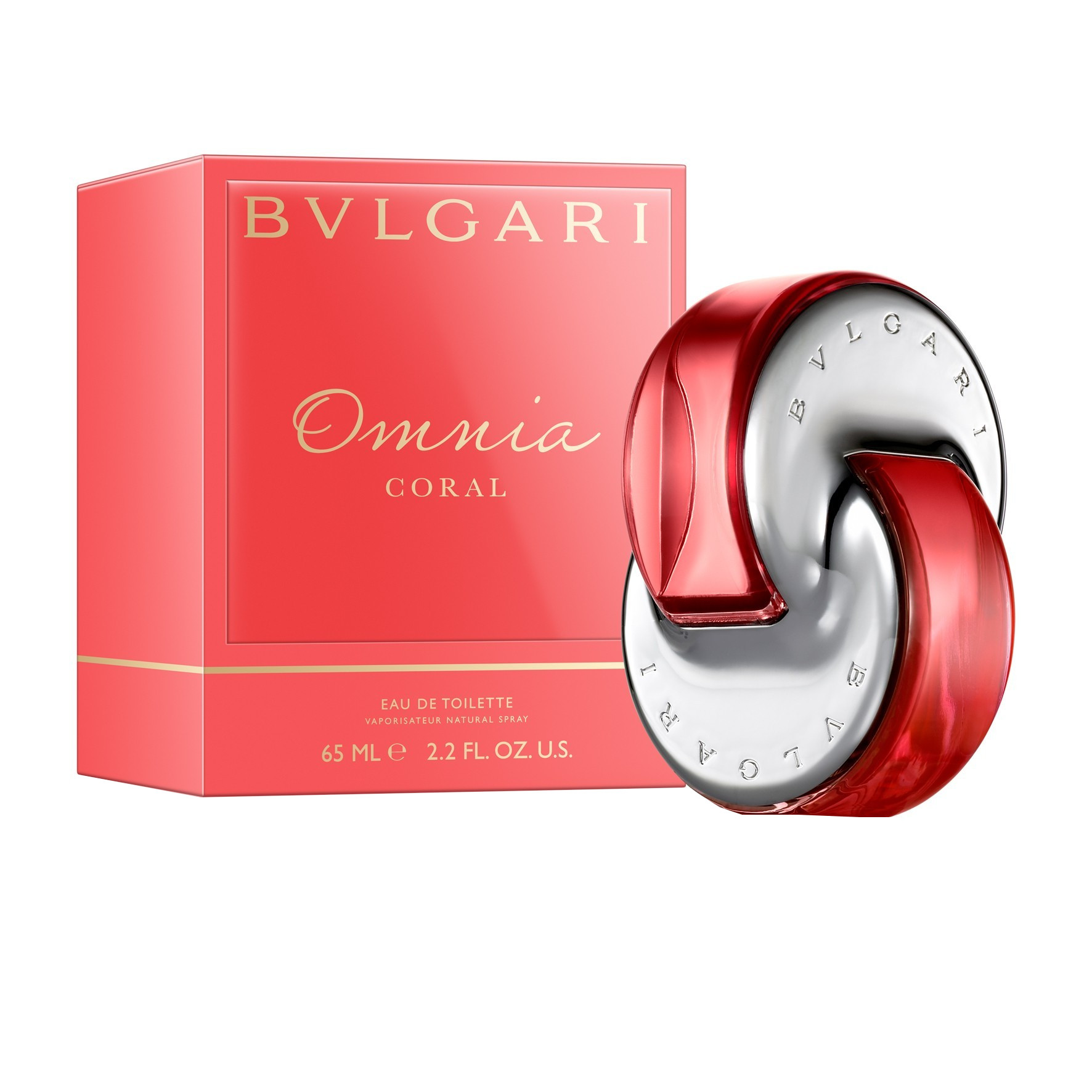 Bvlgari Omnia Coral - toaletní voda W Objem: 65 ml
