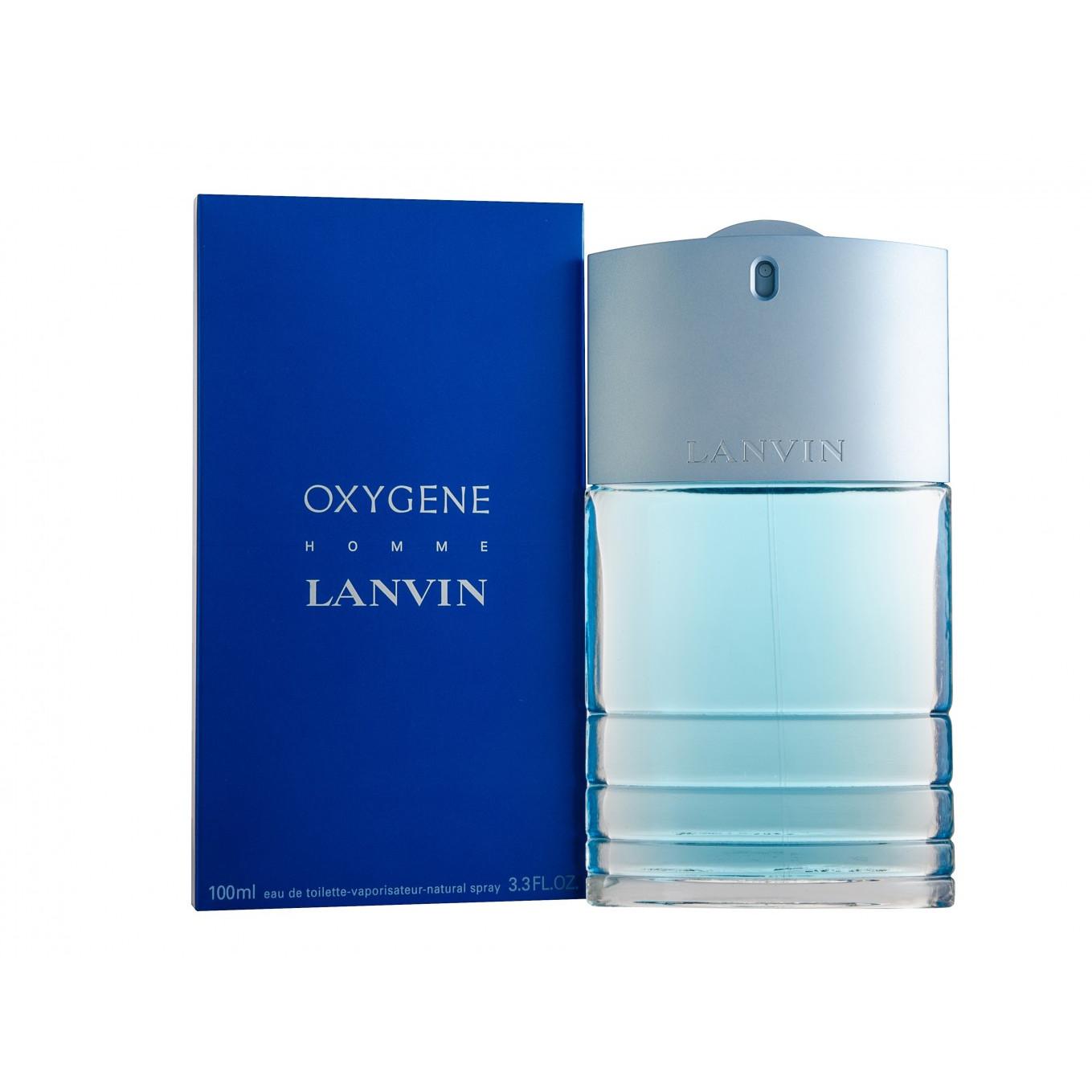 Lanvin Paris Oxygene Homme - toaletní voda M Objem: 100 ml