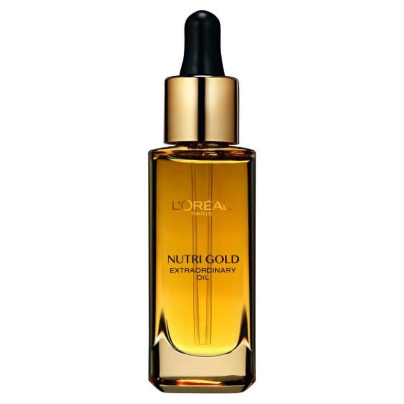 L´Oréal Paris Pleťový olej Nutri-Gold W Objem: 30 ml