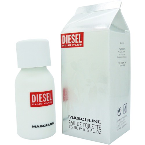 Diesel Plus Plus Masculine - toaletní voda M Objem: 75 ml