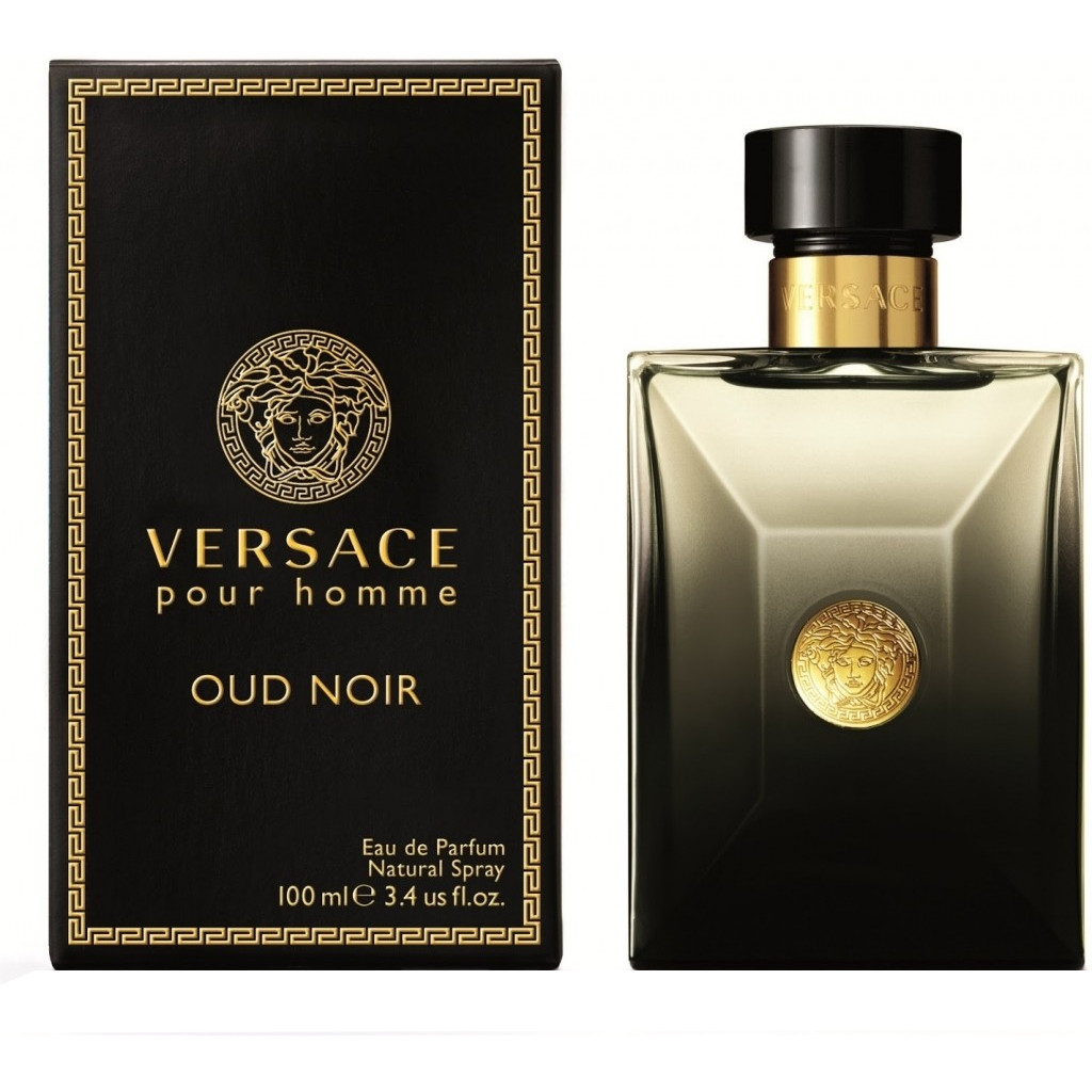 Versace Pour Homme Oud Noir - parfémová voda M Objem: 100 ml