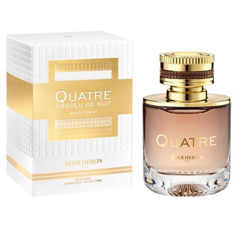 Boucheron Quatre Absolu De Nuit Pour Femme - parfémová voda W Objem: 100 ml