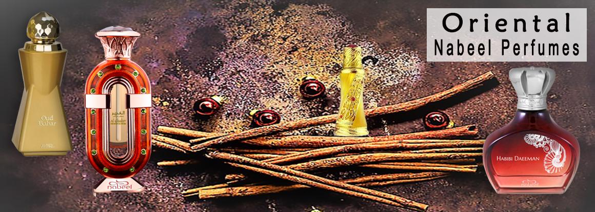 Araabské parfémy