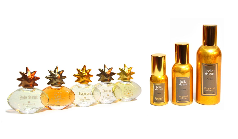 Pravé parfémy Fragonard