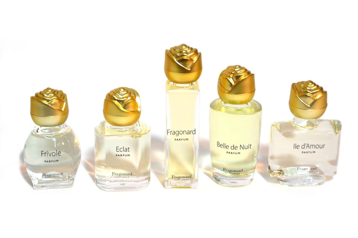 Kolekce parfémů
