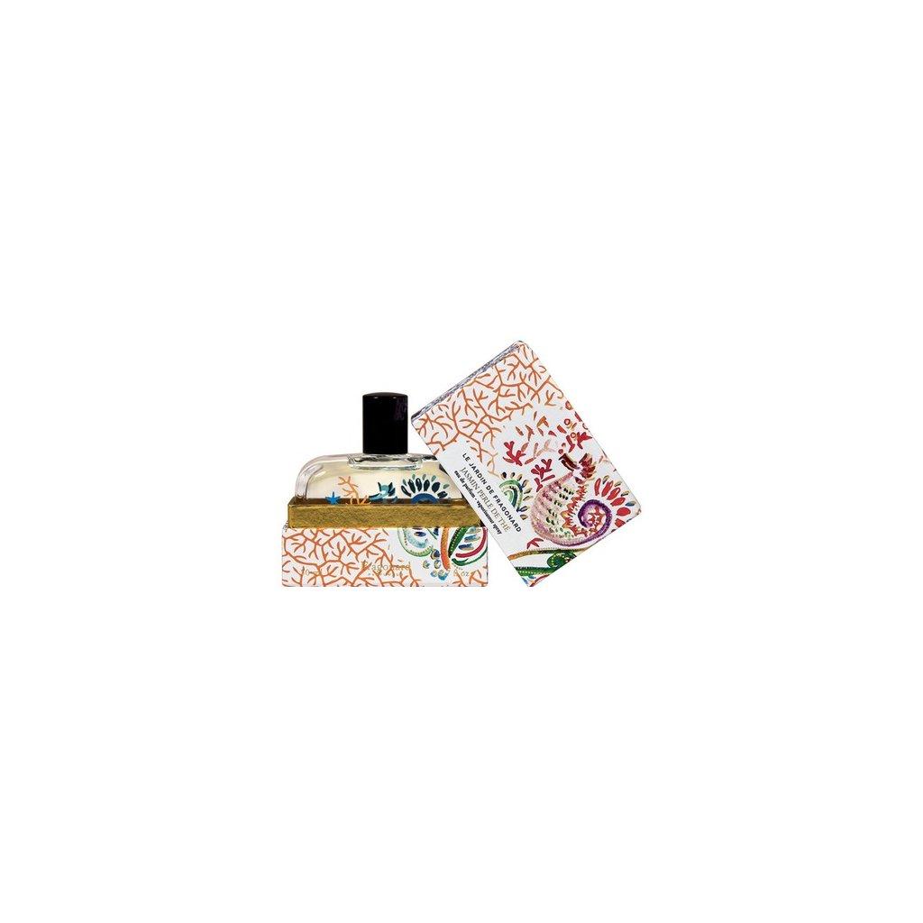 Jasmin Perle de Thé, Fragonard´s garden, parfémová voda, 50ml