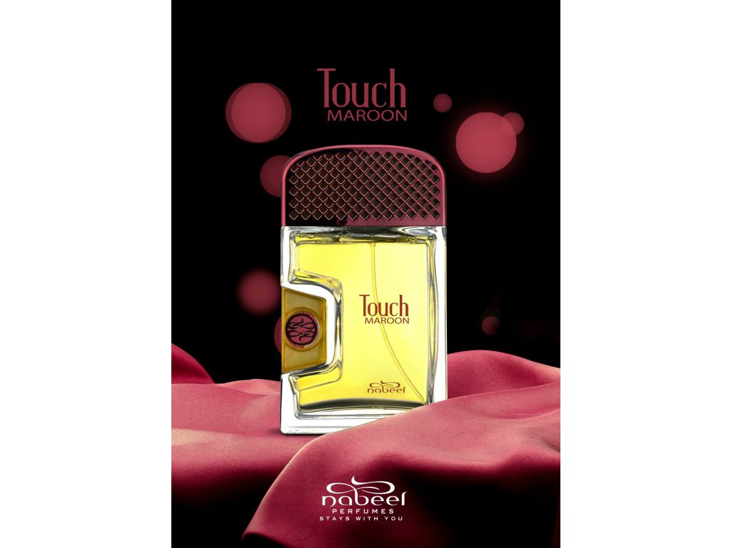 touch maroon 2