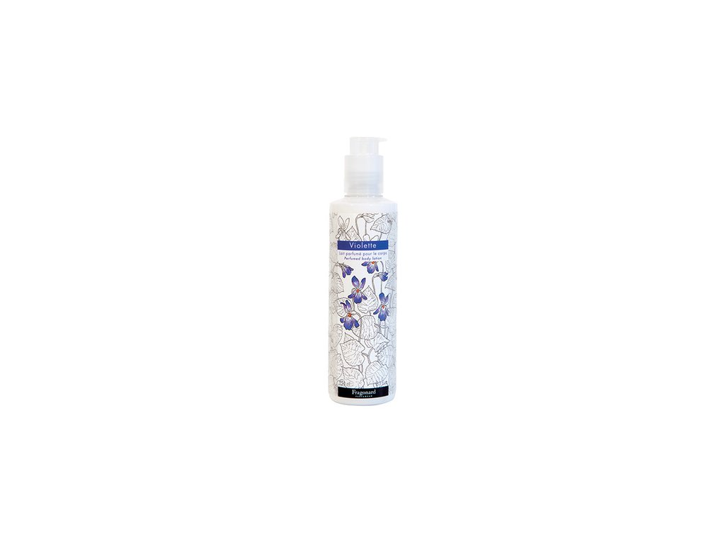 lotion violette fragonard
