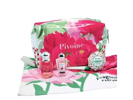PIVOINE, FRAGONARD, set,50 ml