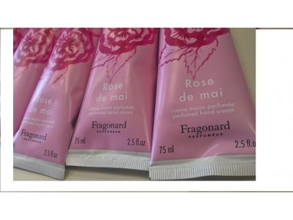 Rose de mai, Fragonard, hand cream. 75ml