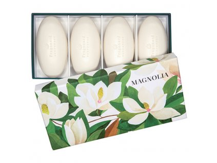 magnolia pebble soap fragonard