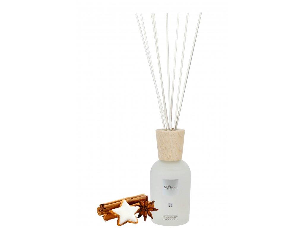 My Senso - Aromatický difuzér Premium N°24 Christmas Dream 240ml (Vánoční sen)