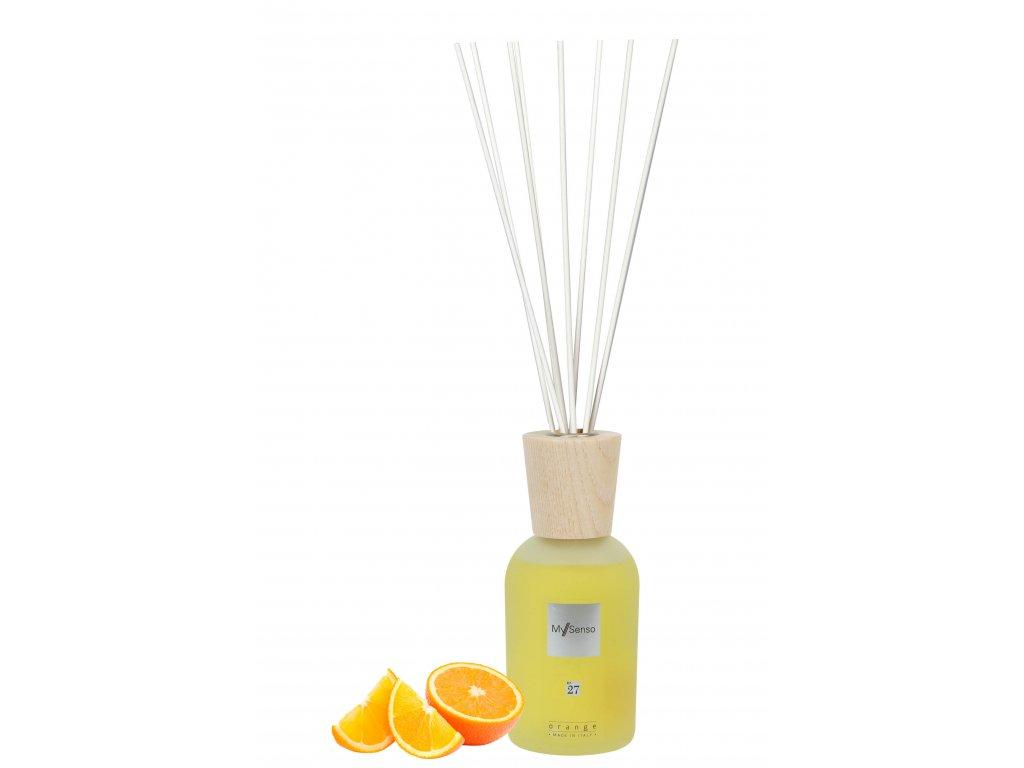 My Senso - Aromatický difuzér Premium N°27 Orange 240ml (Pomeranč)