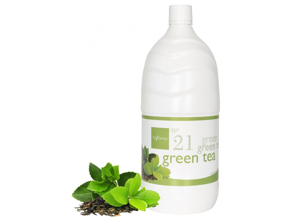 Refillcan N°21 Green Tea 2000ml