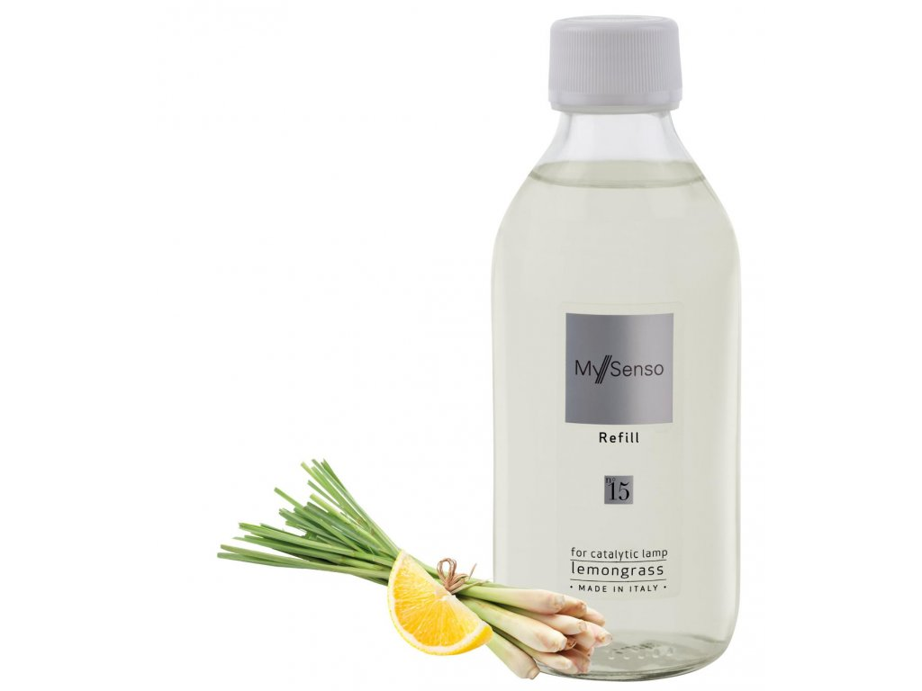 Refill for cataly. diff. N°15 Lemongrass 240ml