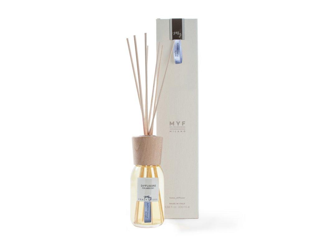 MYF - Classic aroma difuzér White Pomegranate (Pomeranč, Granátové jablko a jasmín), 100ml