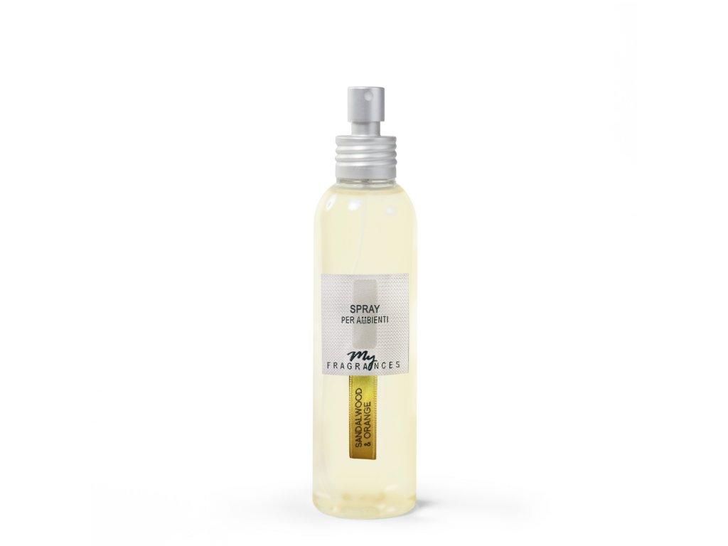 Spray Classica Sandalwood & Orange 150ml
