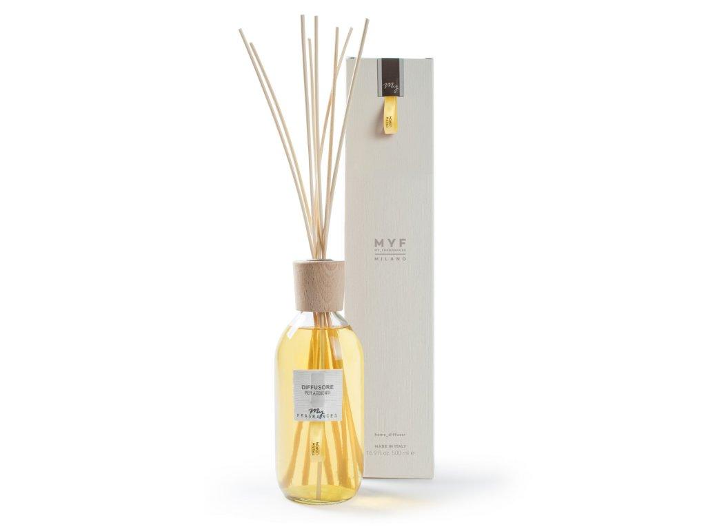 MYF - Classic aroma difuzér Fresh Lemon (Citrón, sporýš, bergamot a jasmín), 500ml