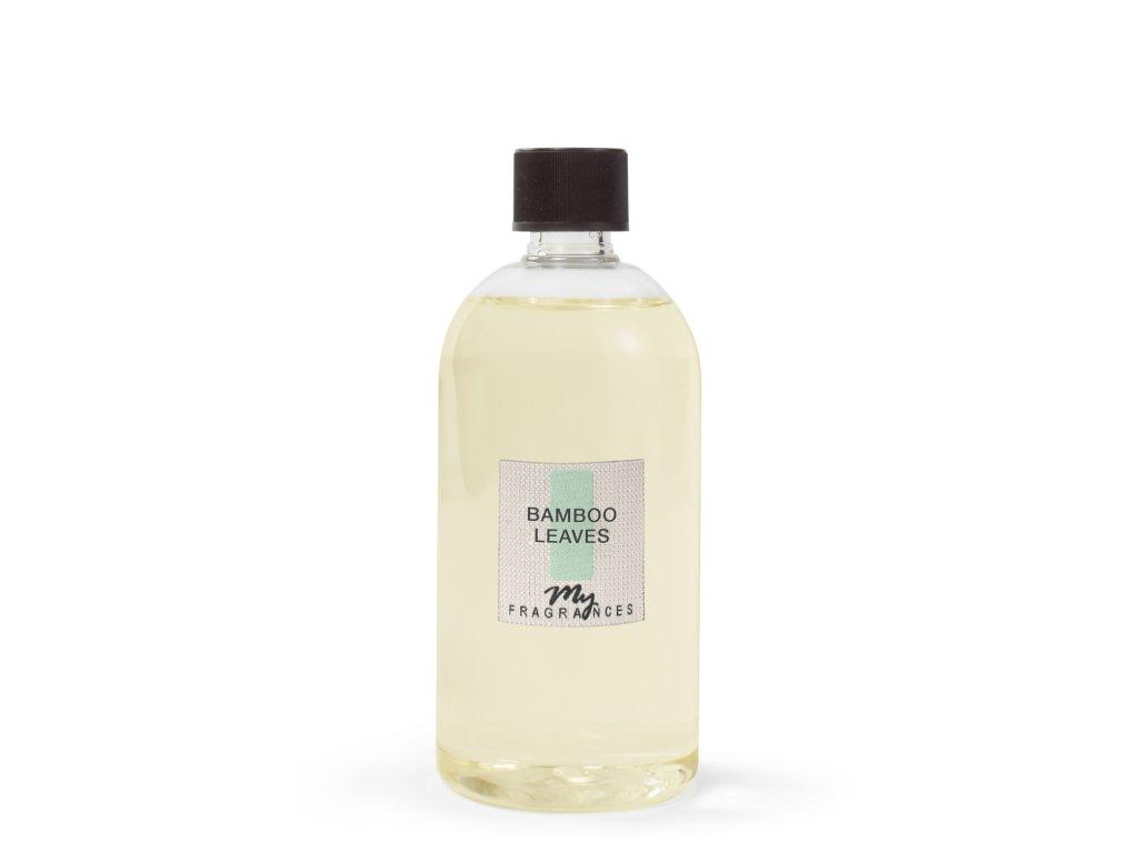 MYF - Náplň pro aromatický difuzér Bamboo Leaves (Bambusové listy), 500ml