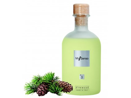 Refill for Diffuser N°3 Pinewood 240ml