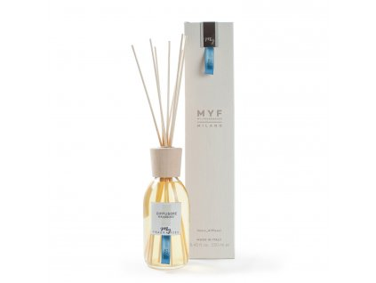 MYF - Classic aroma difuzér Emotion of Sea (Pelargónie a jantar), 250ml