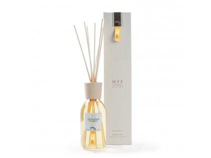 MYF - Classic aroma difuzér Fresh Lemon (Citrón, sporýš, bergamot a jasmín), 250ml