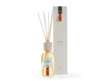 MYF - Classic aroma difuzér Neroli Chic  (Hořký pomeranč, bergamot), 250ml