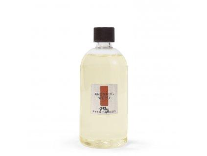 MYF - Náplň pro aromatický difuzér  Aromatic Wood (Dřevo a koření), 500ml