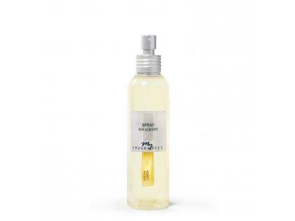MYF - Interiérový sprej Fresh Lemon (Citrón, sporýš, bergamot a jasmín), 150ml