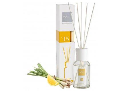My Senso - Aromatický difuzér Midi 100ml N°15 Lemongrass (Čerstvý citrón)