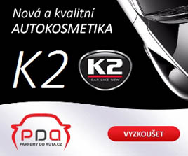 Kvalitní autokosmetika K2