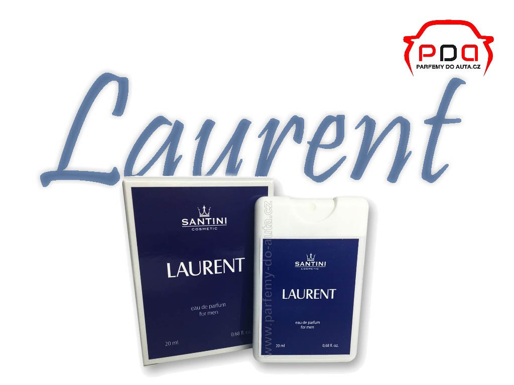 Laurent pánský parfém od Santini Cosmetic objem 20ml