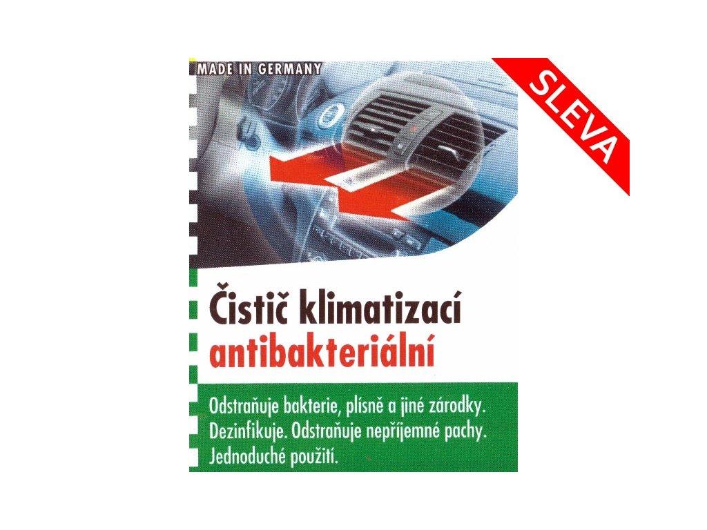 Sonax čistič klimatizace a vzduchotechniky automobilů ve spreji