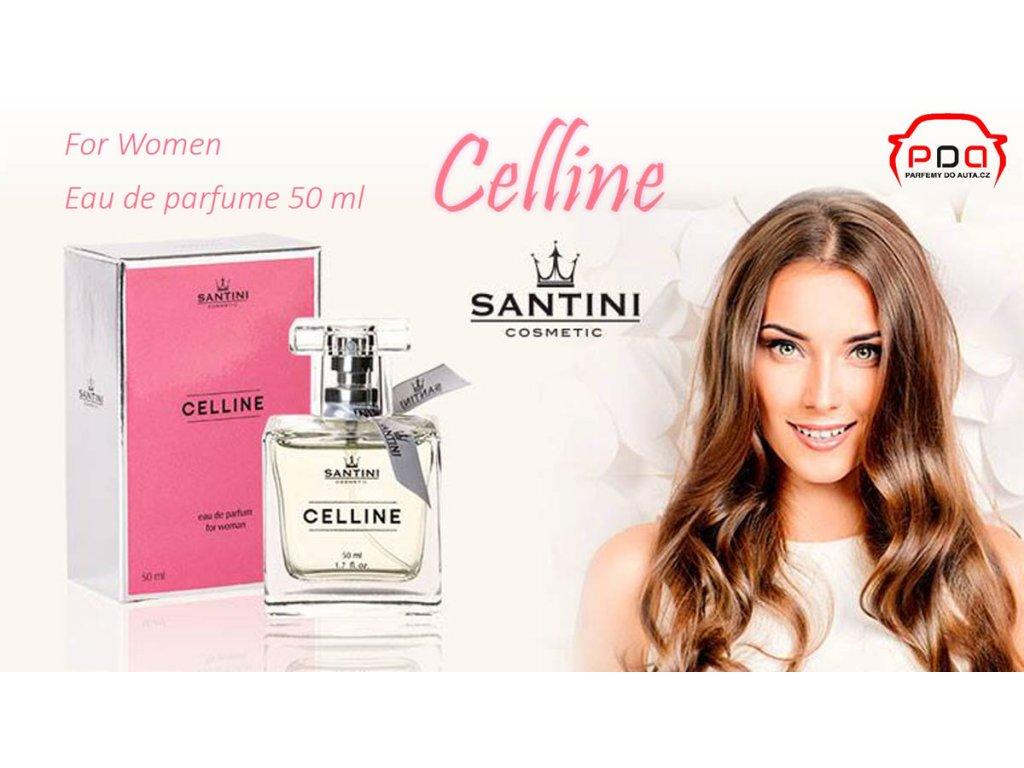 5557bf53ca831 Santini Celline dámská parfémy inspirován vůní Coco Chanel