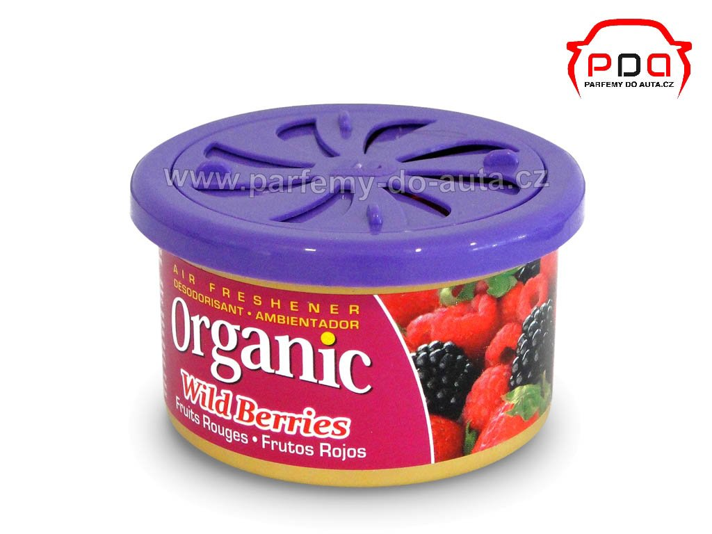 L&D Organic Wild Berries - Lesní plody