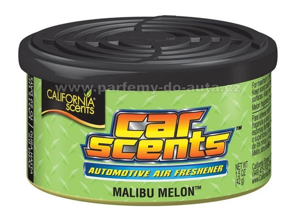 Car Scents Malibu Melon - Meloun