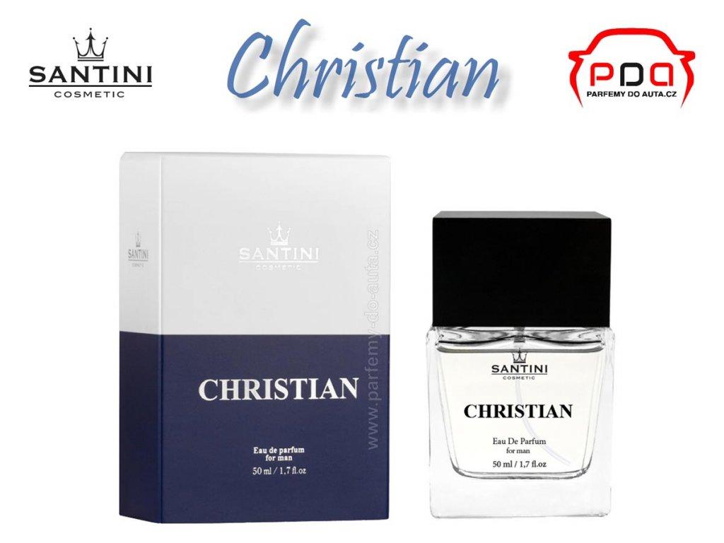 Pánský parém Santini Christian 50ml 1024