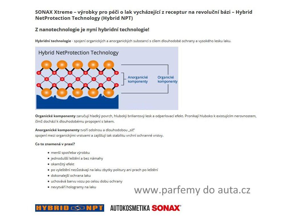 Xtreme Brilliant Wax1 NanoPro - Sonax