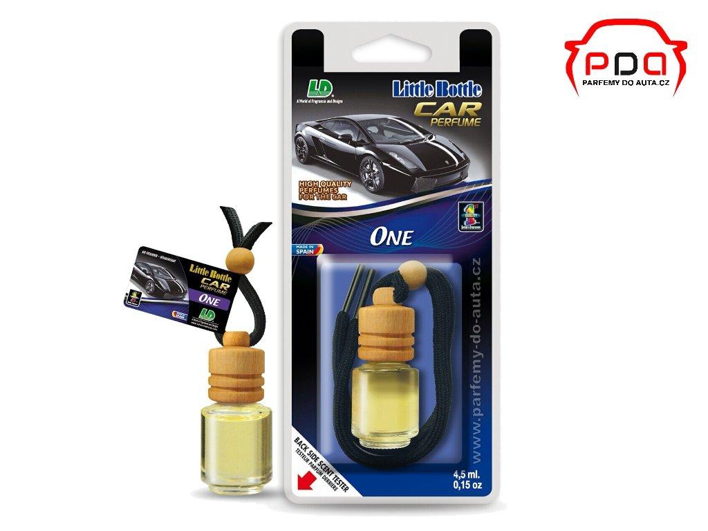 L&D Little Bottle Air Car Perfume ONE