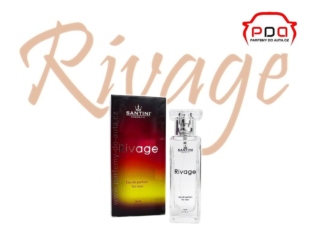 80d47003e4aa8 Santini Hot Night - RIVAGE - AKCE 1+1 pánský parfém | Parfémy do auta.cz
