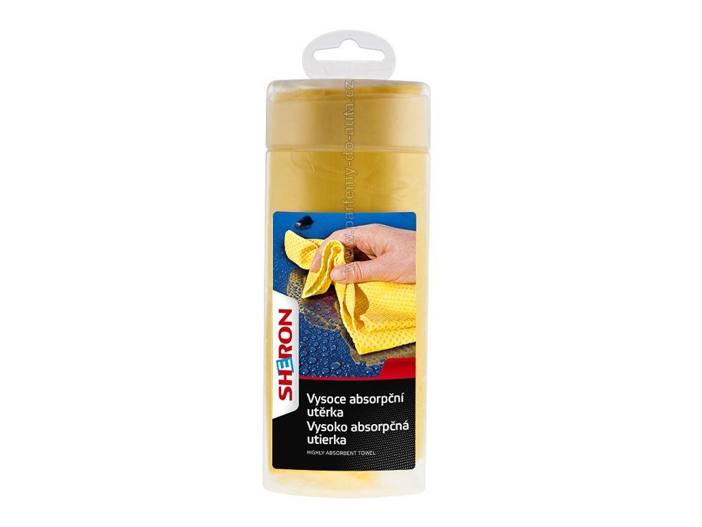 Sheron vysoce absorpční utěrka - Highly absorbent towel