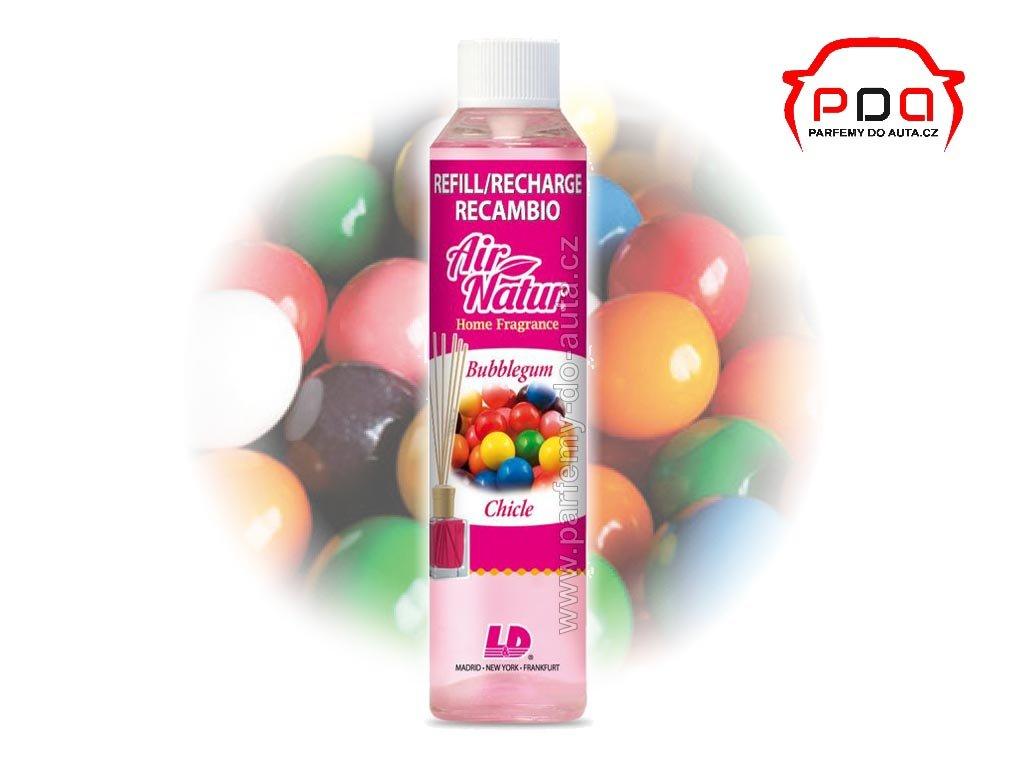 Náhradní náplň do difuzéru Air Natur Bubblegum žvýkačky L&D Aromaticos
