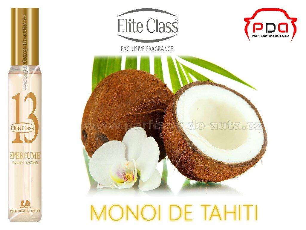 L&D Elite Class No. 13 Monoi de Tahiti - kokos a květy tiaré