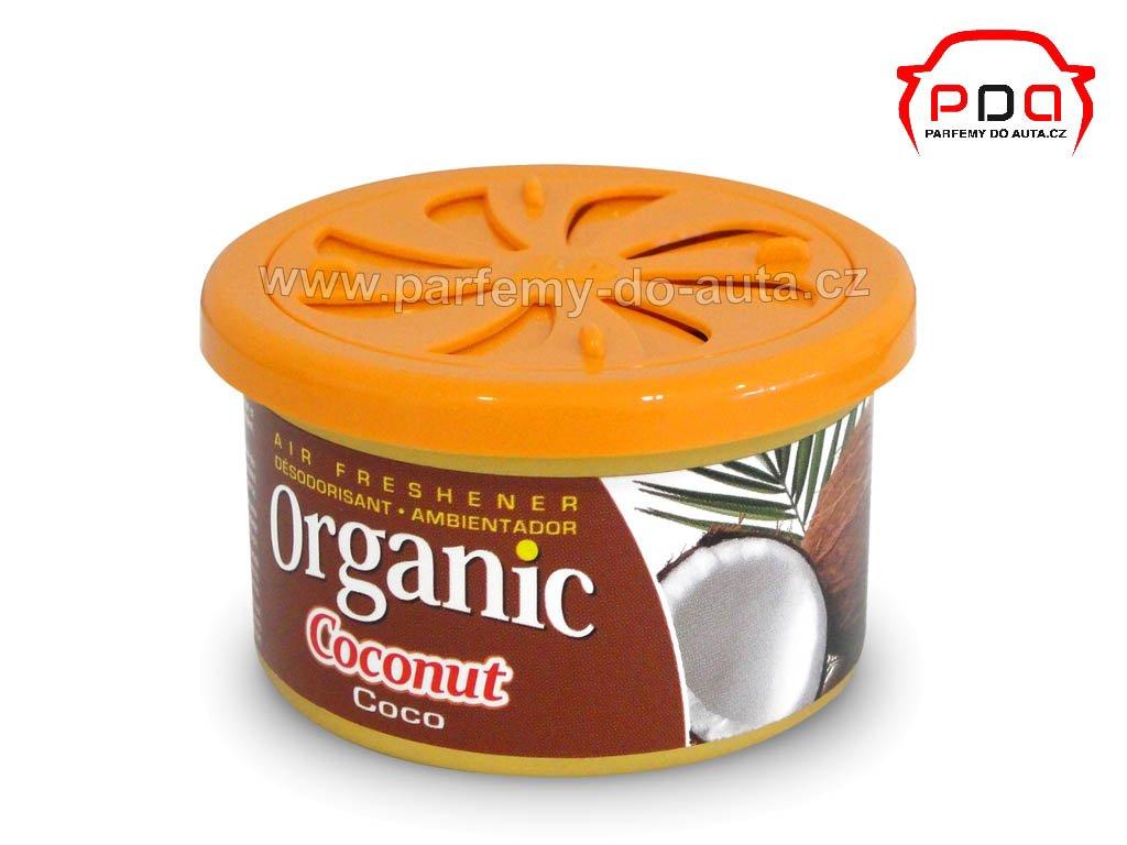L&D Organic Coconut – Kokos