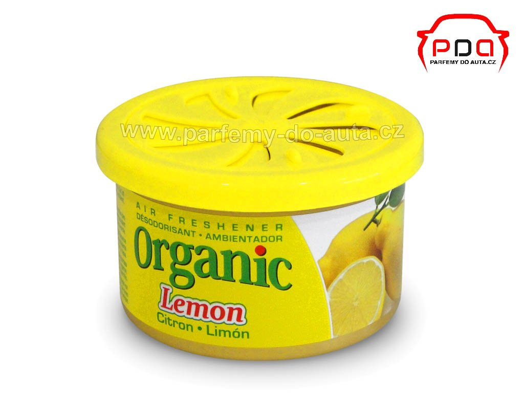 L&D Organic Lemon - Citrón