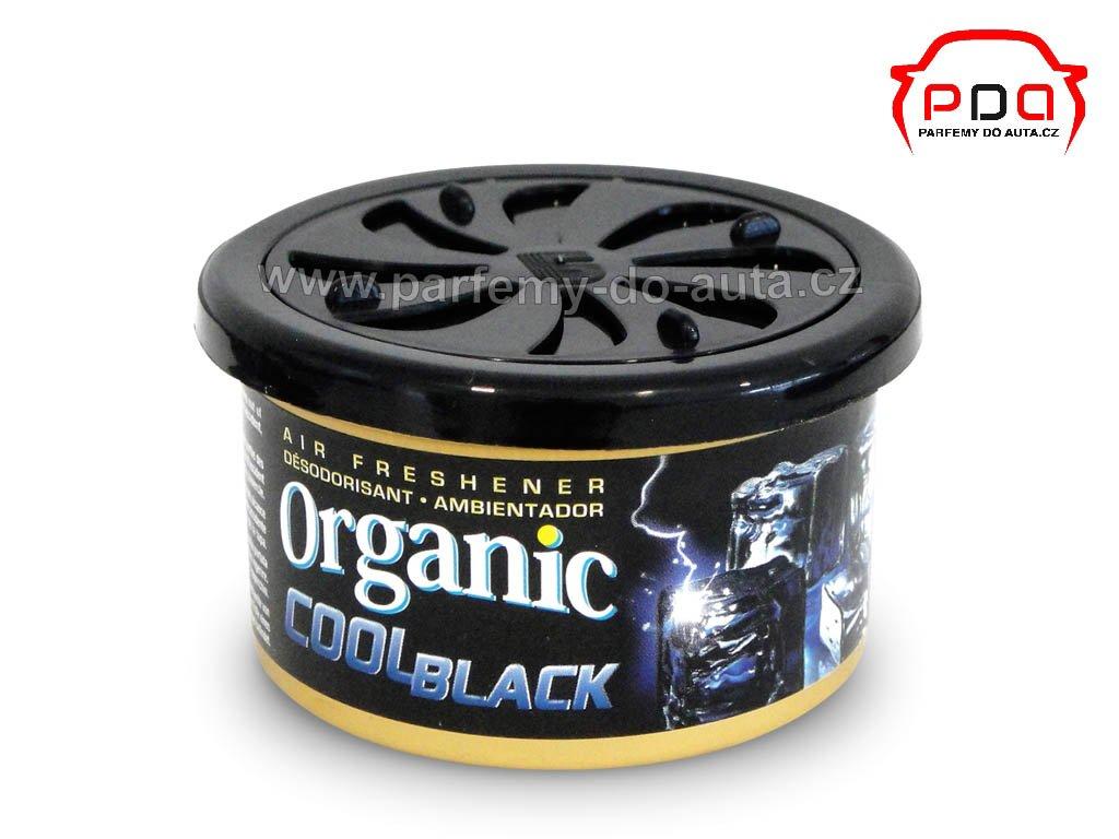 L&D Organic Cool Black - Tajemná svěžest