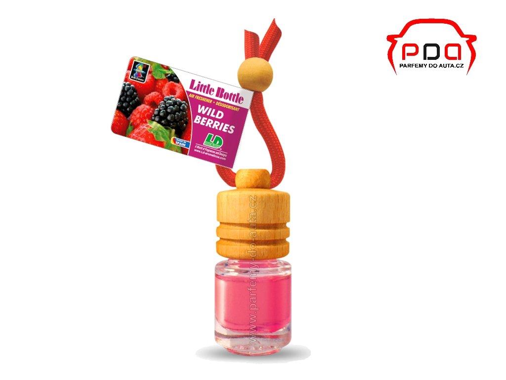 L&D Little Bottle Wild Berries - Lesní plody